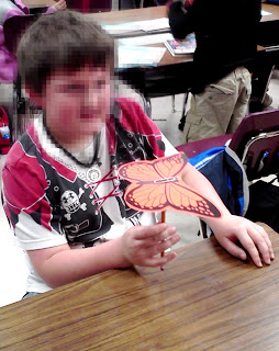 AMSTI Science Balancing Butterfly