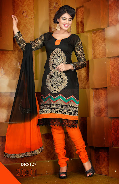 Fancy Cotton Embroidered Dress Material – Wholesale Suppiler