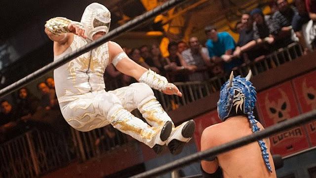 Aero Star - Lucha Underground - luchador