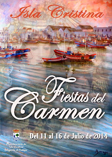Isla Cristina - Fiestas del Carmen 2014 - Emilio Borrego