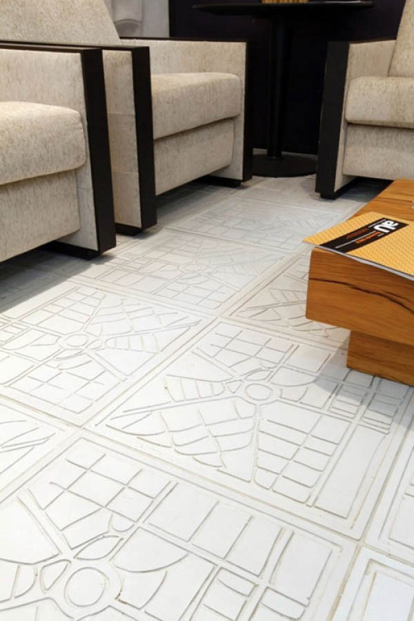 Interior Design Ideas For Wall Tiles Forming City Maps , Home Interior  Design Ideas , Http