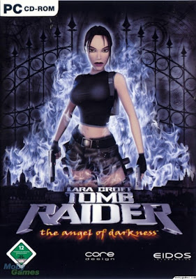 Tomb Raider: The Angel of Darkness PC Cover