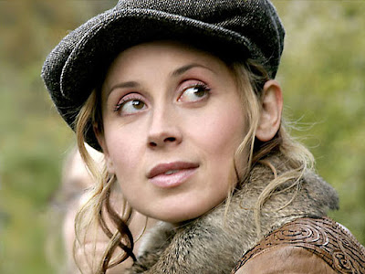 Lara Fabian Lovely Wallpaper