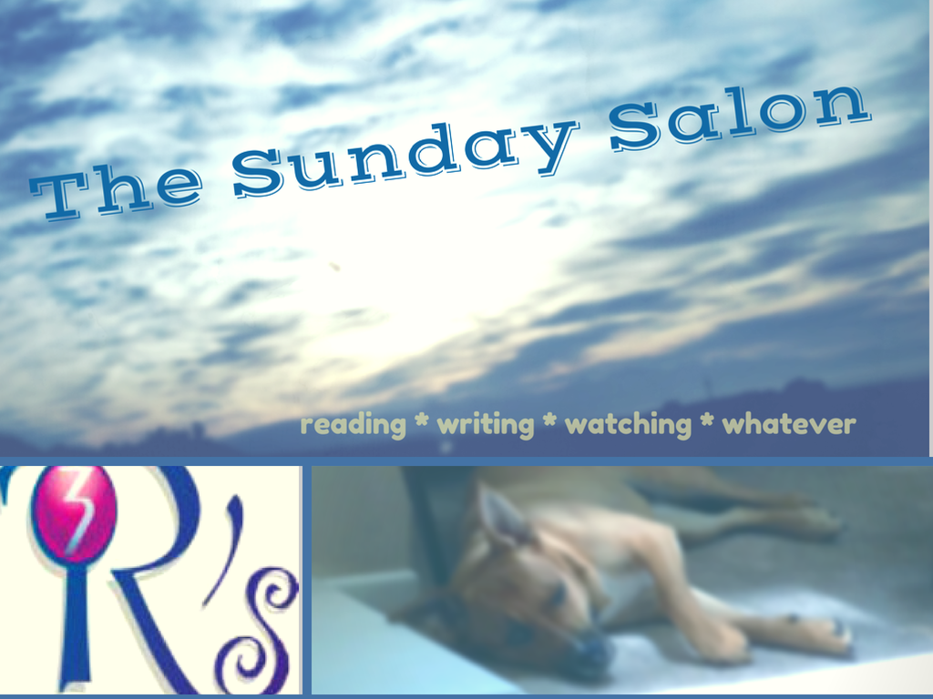 The Sunday Salon on The 3 Rs Blog