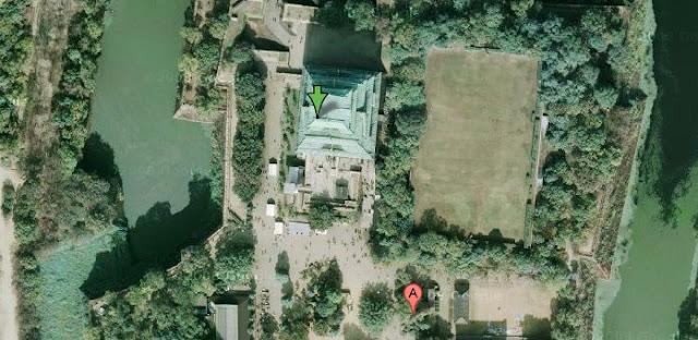 Главная башня осакского замка