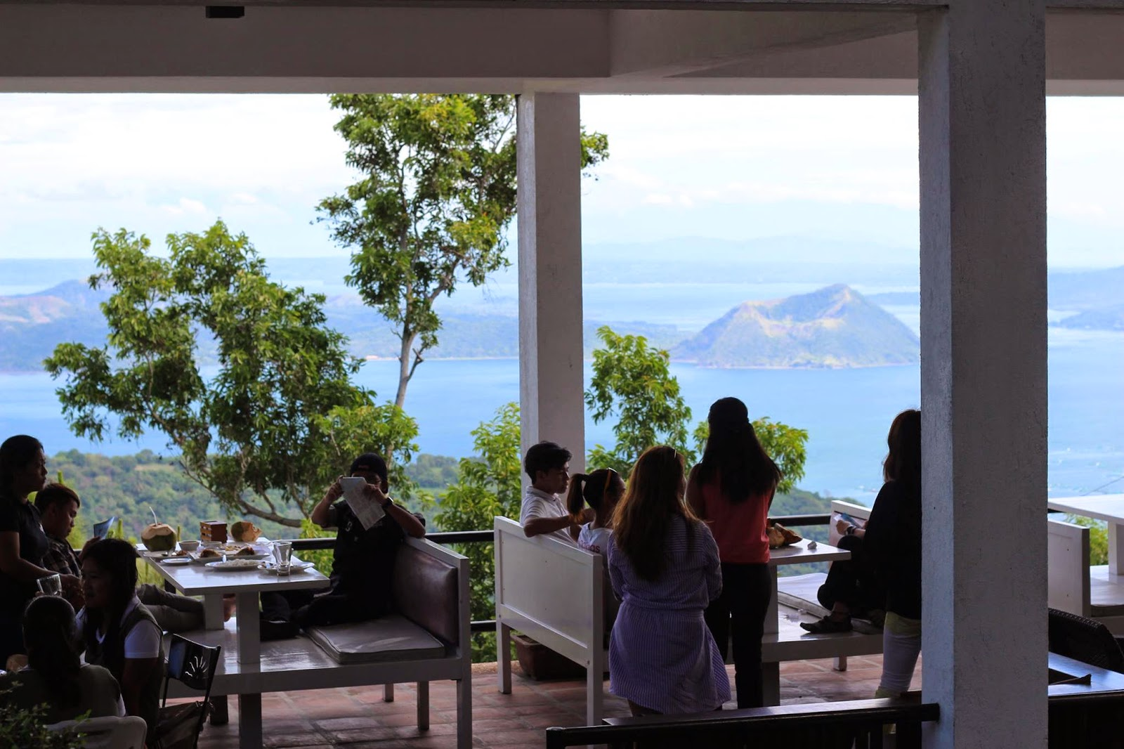 casa alegria, outdoor, dine, cafe lupe, dine, food, hotel, tagaytay