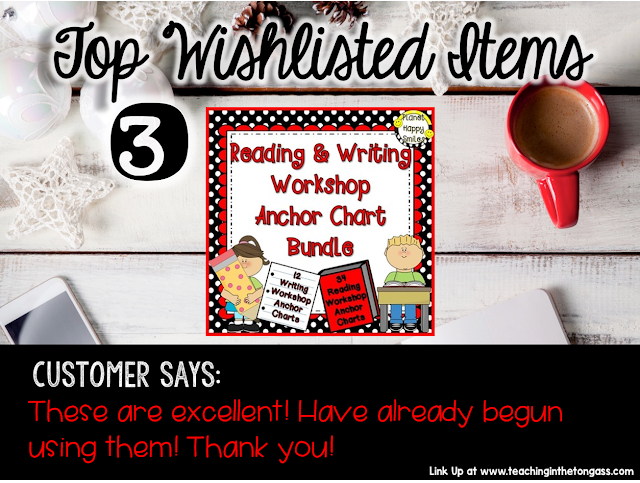 Reading and Writing Anchor Chart Bundle
