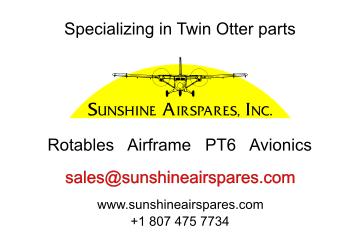 Sunshine Airspares Inc