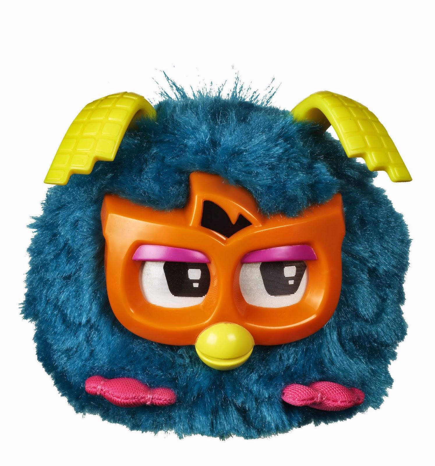 Nerdby nuovo Furby Party Rockers 2014  feste Hasbro prezzo caratteristiche giocattolo