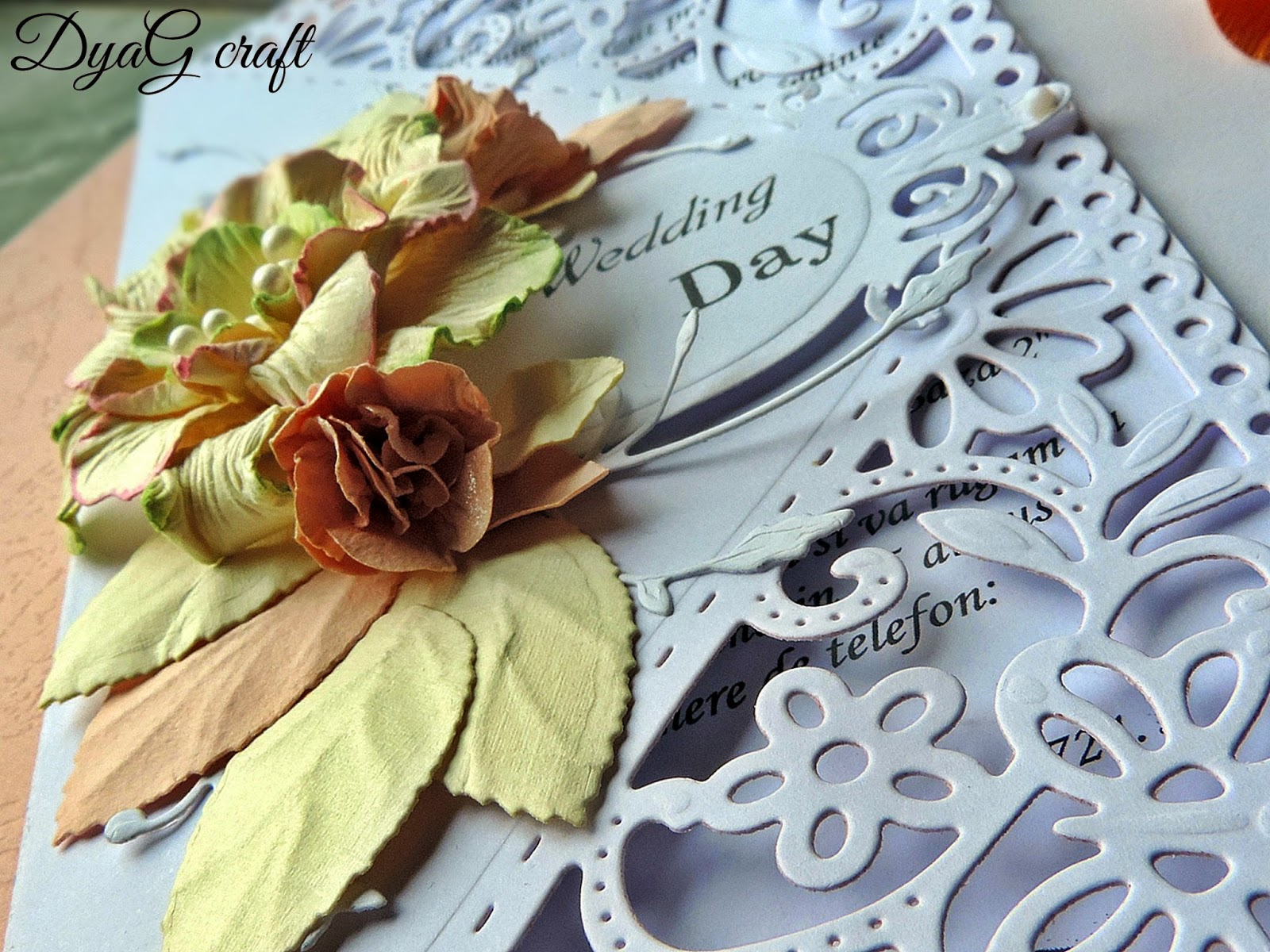 wedding invitation butterfly corner spellbinders dies