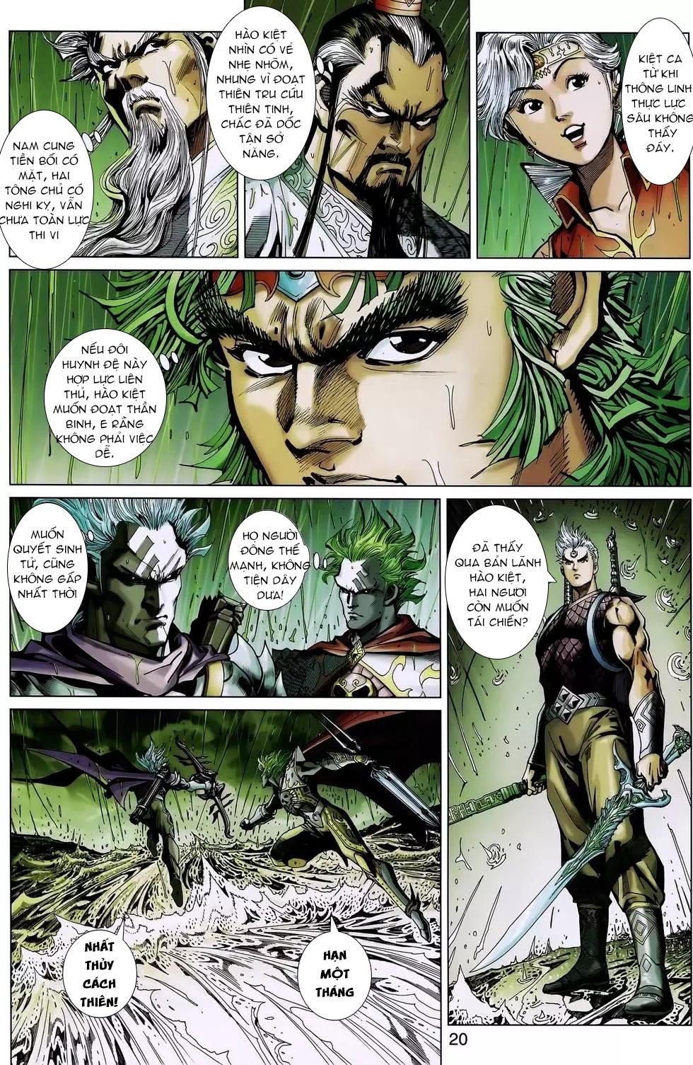 Thần binh huyền kỳ 3 - 3.5 tập 185 - 5