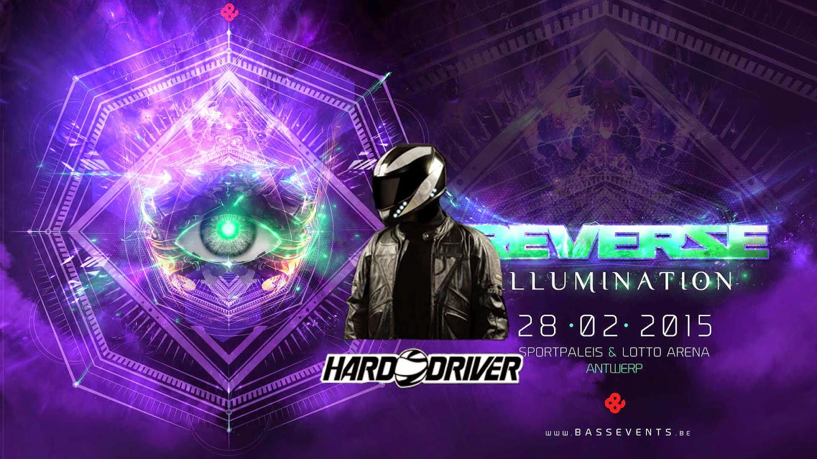 Hard Driver LIVE @ Reverze 2015 Thumbnail