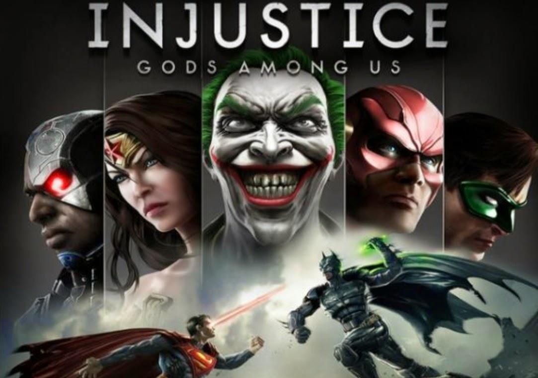 Film Injustice: Gods Among Us