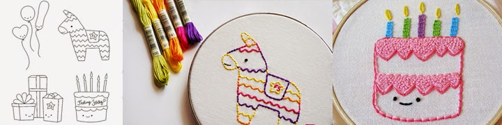 March Stitchalong on Feeling Stitchy