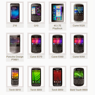 Blackberry Terbaru