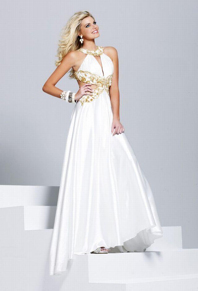 Elegant Prom Dresses 2012