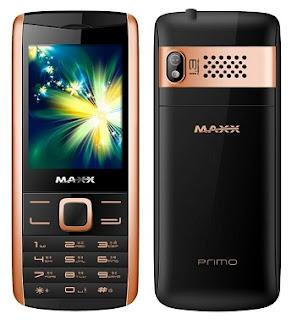 MAXX MX428 Primo Dual SIM Mobile