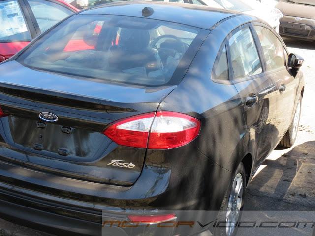 Novo Fiesta Sedan 2014