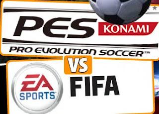 Konami acusa a EA SPORTS  de copiar al PES