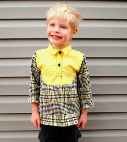 The Bond Top Sewing Pattern