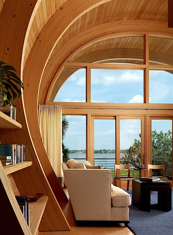 Interior design tree house casey key guest house amazing for Amazing interior house designs