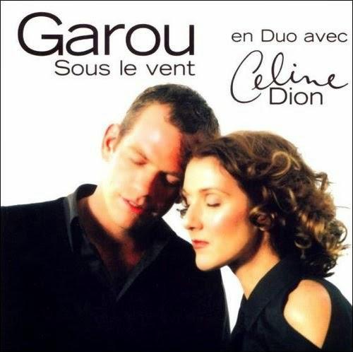 Garou & Céline Dion - Sous le vent (LYRICS + TRANSLATION ...