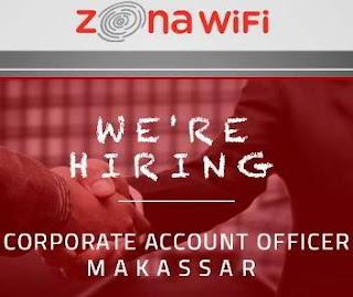 Lowongan Kerja di Zona Wifi Makassar