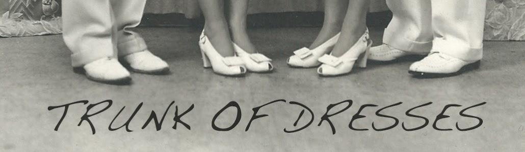 Trunk of Dresses