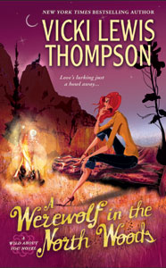 Vicki Lewis Thompson Werewolf in the North Woods