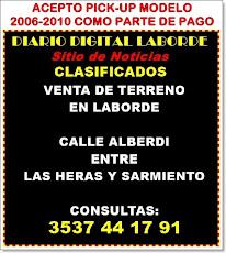 CLASIFICADOS - VENTA DE TERRENO
