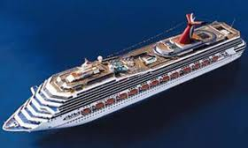 Carnival Cruises - Carnival Glory Emerges from Major Refit.