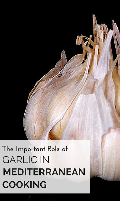 Cooking with garlic is a key component to the Mediterranean diet and all it many health benefits! Tap here for recipes, tips and to learn why this style of eating can do great things for your health.
