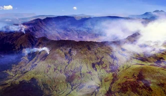 Inilah Fenomena Enam Letusan Gunung Terhebat