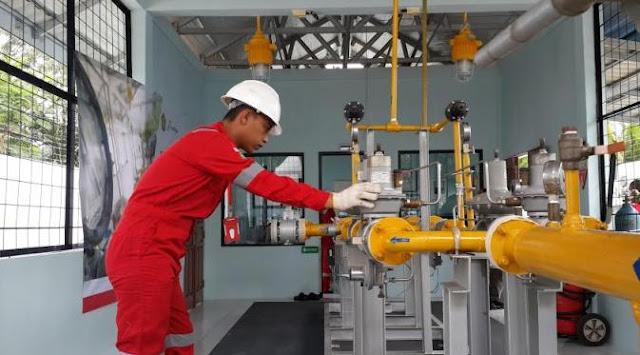 Harga Gas Alam Cair Produksi Badak NGL Termahal di Dunia