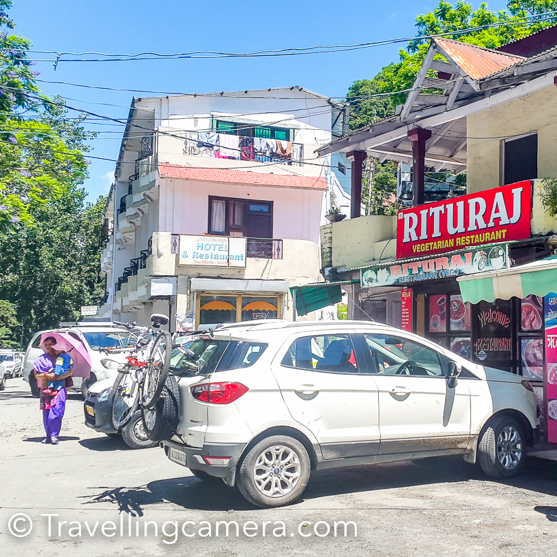 Rituraj is another place which is recommended by fellow travellers, but I never tried it. Hopefully I will also have my reviews to share about Rituraj.