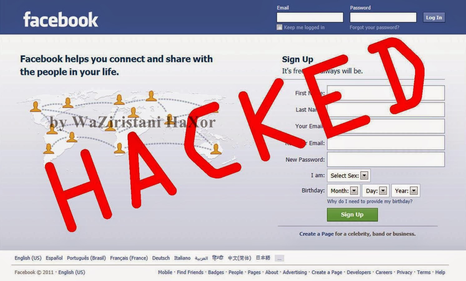 How To Hack Into Someone Facebook Account Using WAPKA Phishing Method-Urdu Tutorial