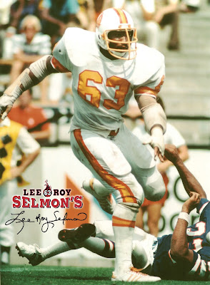 Buccaneers Hall of Famer Lee Roy Selmon