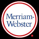 MERRIAM WEBSTER ONLINE DICTIONARY
