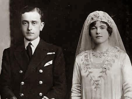 George de Battenberg et Nadejda de Torby