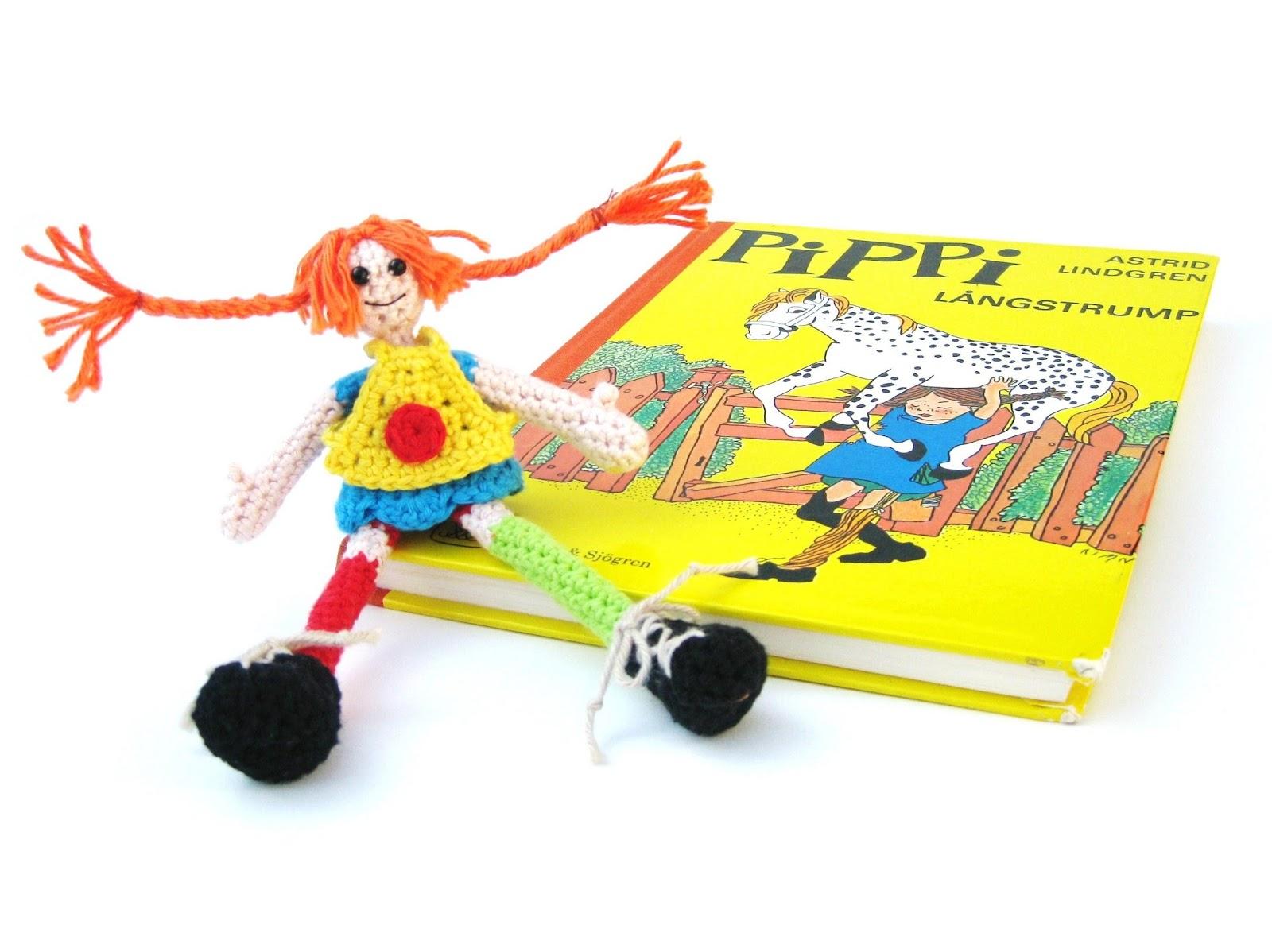 H E L E N A H A A K T Pippi Langkous Haken