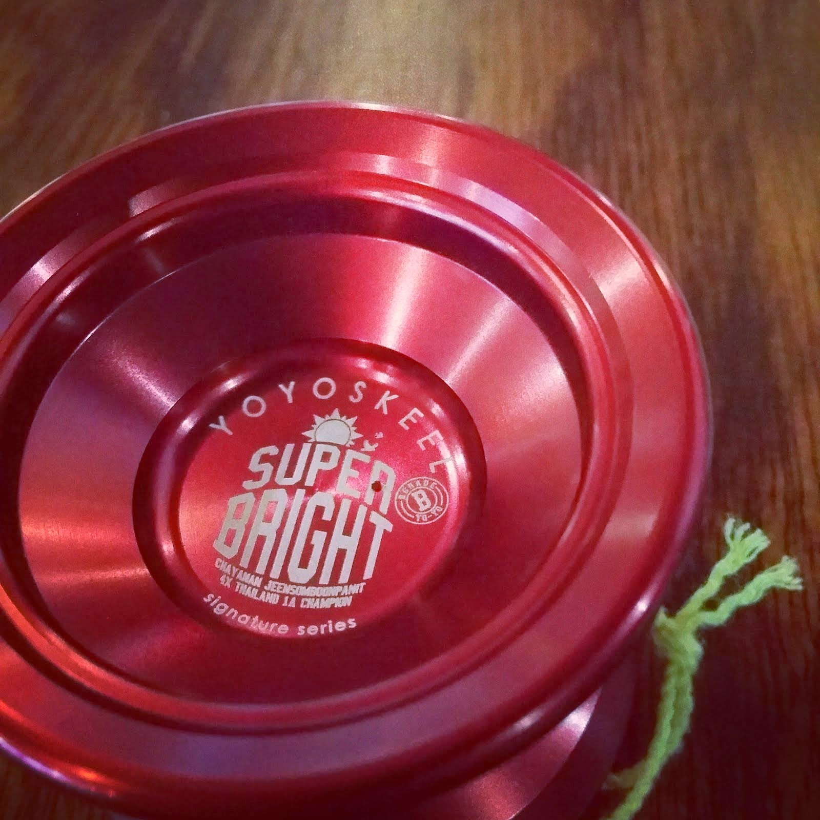 SUPERBRIGHT YOYOSKEEL B GRADE RELEASING SOON!