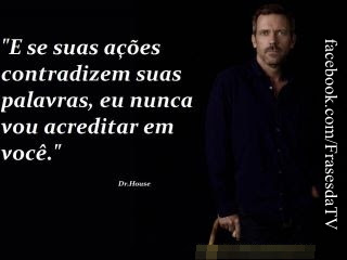 Frases do Dr. House