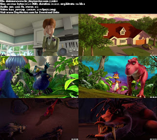 Dino Time (2012) 720p BRRip 550MB