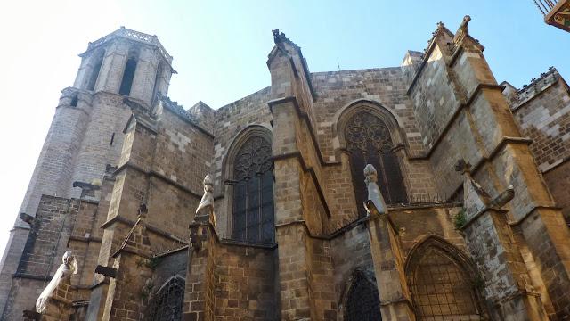Catedral del Mar, Barcelona