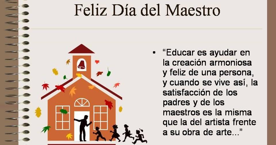 Acrosticos Al Dia Del Maestro | apexwallpapers.com