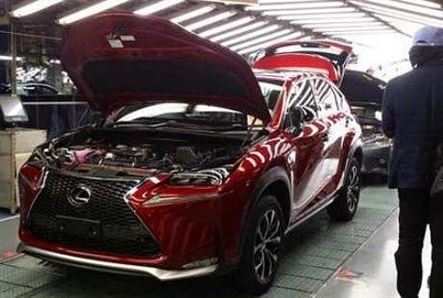 Lexus Mulai Produksi Crossover Compact Pertama Lexus
