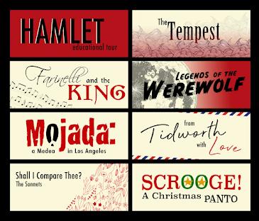 Southwest Shakespeare Company presents...