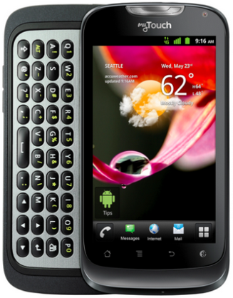 T-Mobile myTouch Q 2 Android