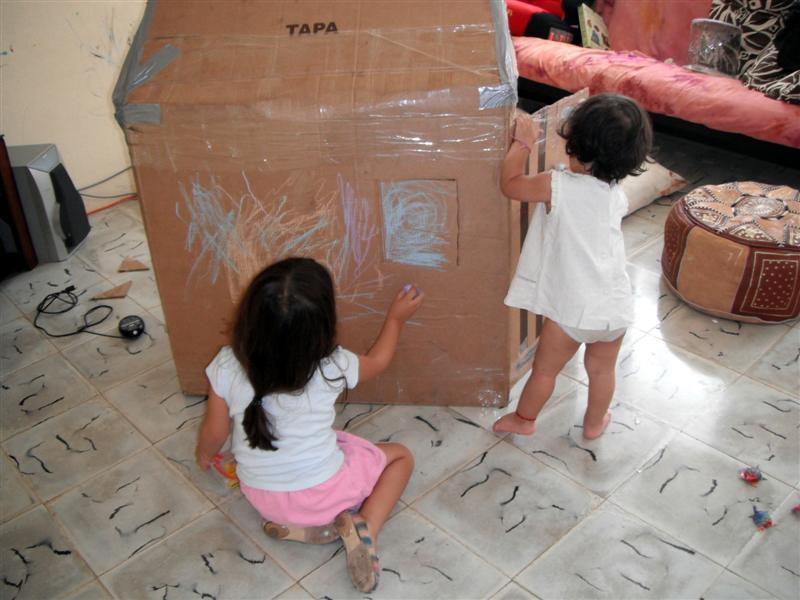 El detalle que hace la diferencia casa de jugos e - Como construir una casa para ninos ...