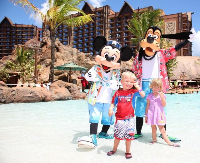 Fotos da Disney em Orlando a Disney World em Orlando